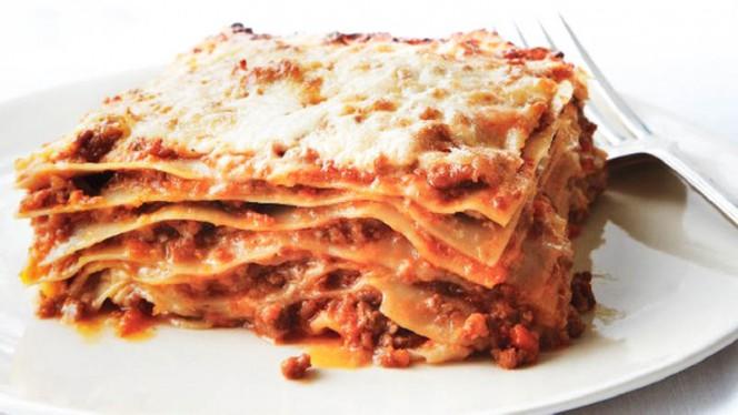 Lasagna - Tenuta Torciano Winery,