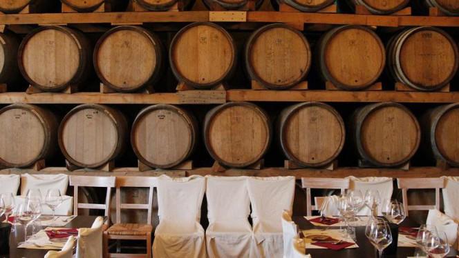 Pranzo in Cantina - Tenuta Torciano Winery,