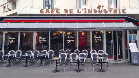 Café de l'Industrie, Paris