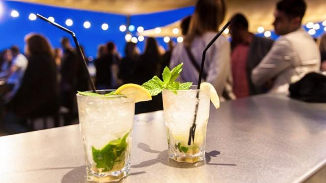 Cocktails - La terraza BCN Urban Club - Hotel Expo Barcelona, Barcelona