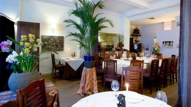 Het restaurant - The Raffles, Den Haag