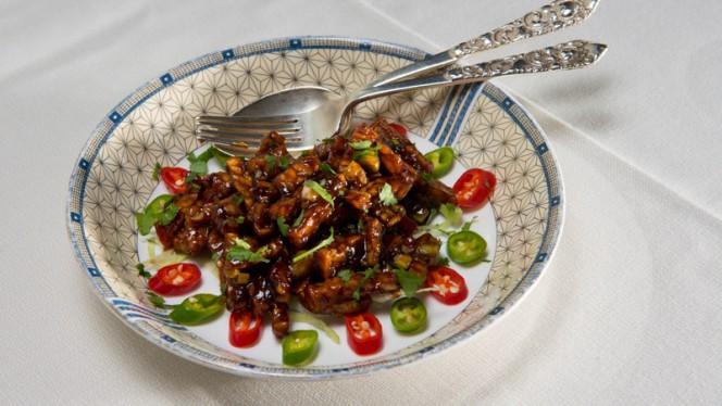 Suggestie van de chef - The Raffles, Den Haag