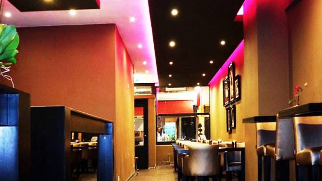 Het restaurant - Zero20, Amsterdam