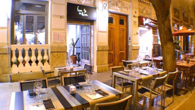 Vista terraza - Fum de Llum, Valencia
