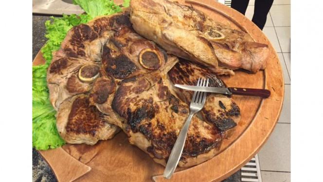 bistecche di brontosauro - Osteria dei Peccatori, Gallarate