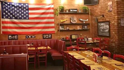 Route 66 American Diner, Milan