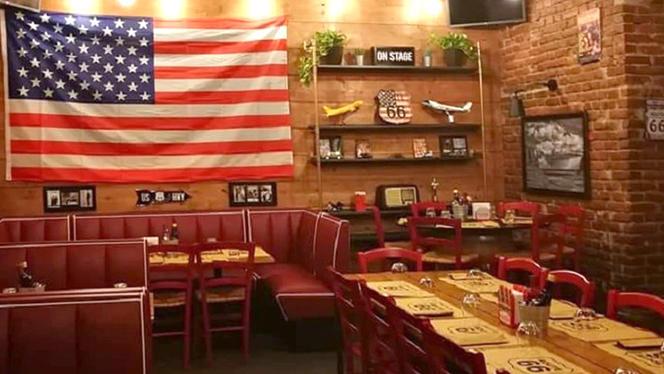 Sala - Route 66 American Diner, Milan