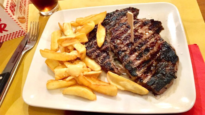 Suggerimento dello chef - Route 66 American Diner, Milan