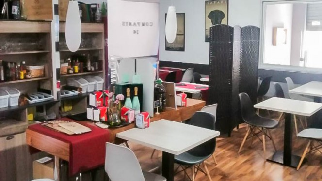 Vista de la sala - Tapas Bar Companys 24, Vilafranca Del Penedes