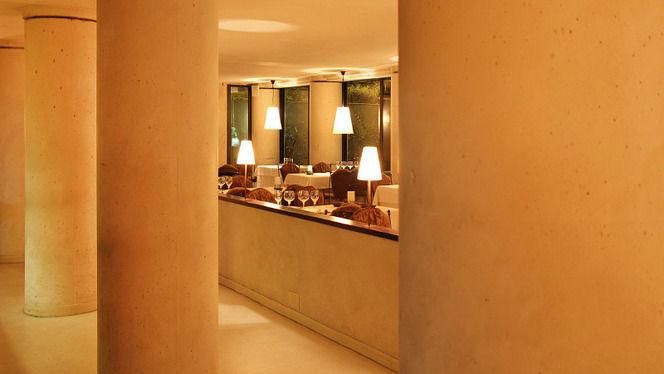 vista interior - Anfiteatro, Barcelona