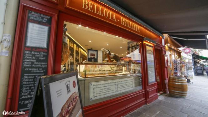 Entrée - Bellota-Bellota® Saint Germain, Paris