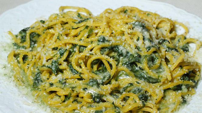 Il piatto di pasta - Il Giardino Romano, Rome