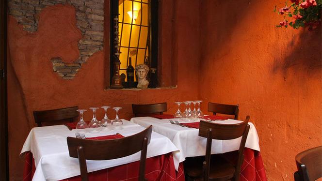 Il tavolo - Il Giardino Romano, Rome