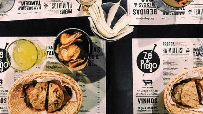 Pratos - Zé do Prego, Porto