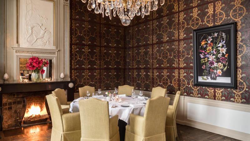 Restaurant Restaurant Château Neercanne à Maastricht ...