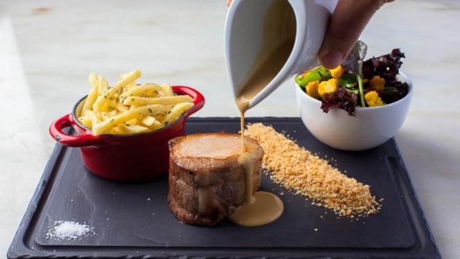 Sugestão do chef - O Talho, Lisboa