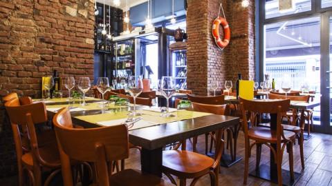 Enoteca con Cucina di Pesce, Milan