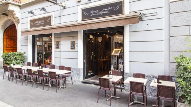 Entrata - Enoteca con Cucina di Pesce, Milan