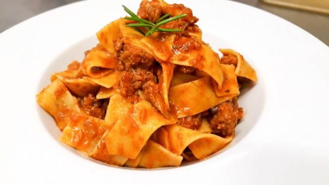 Suggerimento dello chef - Ristorante La Taverna dei Frati, Pistoia