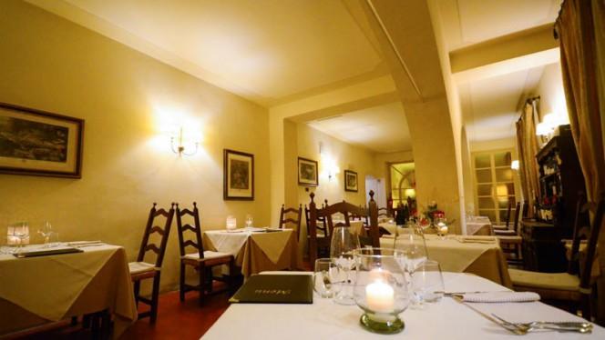 Vista sala - Ristorante La Taverna dei Frati, Pistoia