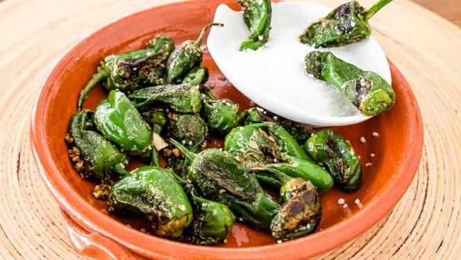 sugestão do chef - Copo de Três, Lisboa