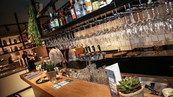 Bar & open keuken - Hulscher's, Amsterdam