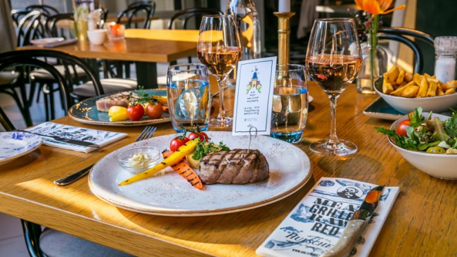Hulscher's - Famous steak - Premium grill - Hulscher's, Amsterdam
