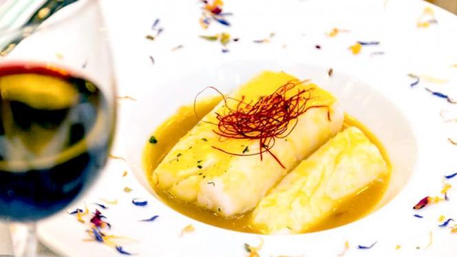 Suggerimento dello chef - Lumiere Prati, Roma
