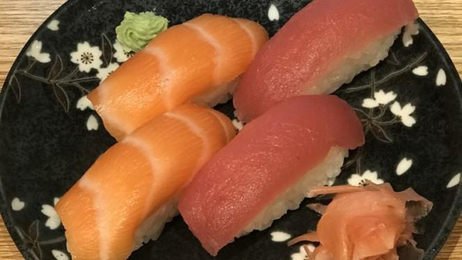 Sushi - Kintaro, Paris