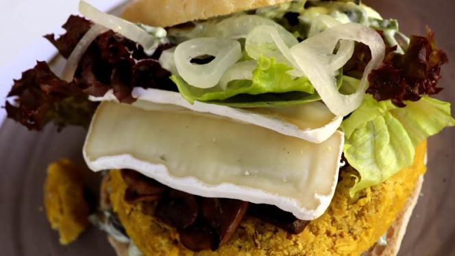 Sugestão do chef - Mami Organic Food, Lisboa