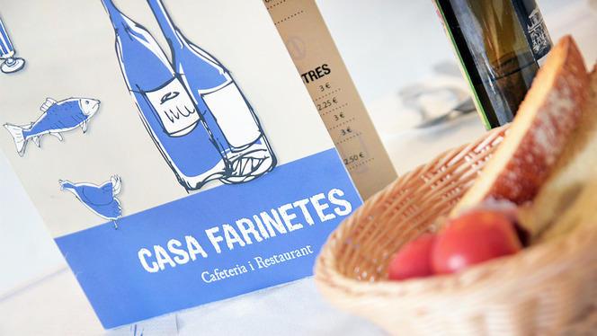 detalle carta - Casa Farinetes, Barcelona