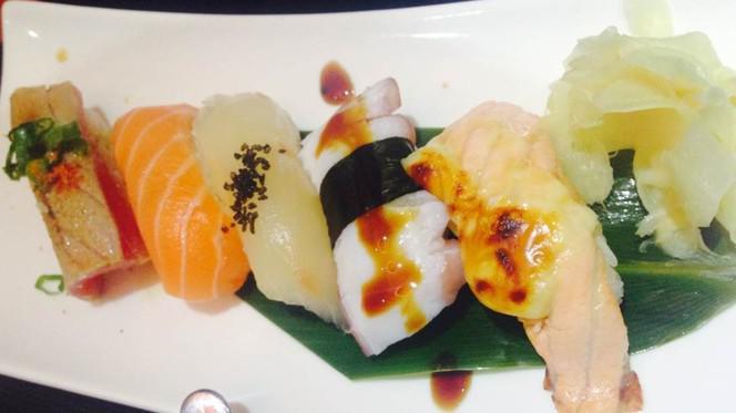 plat - Sushi Jidai, Paris
