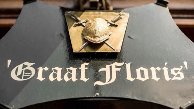 Café Restaurant Graaf Floris - Café Restaurant Graaf Floris, Utrecht