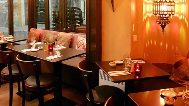 salle - Chez Sofia, Paris