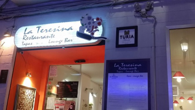 Fachada - La Teresina, Valencia