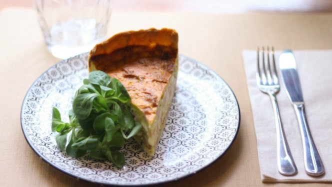 Quiches - Green Up, Barcelona