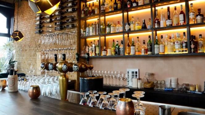 Het restaurant - Cotazur by Rosso, Rotterdam