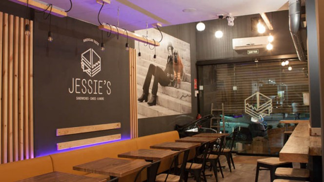 Vista de la sala - Jessie's, Sabadell