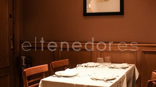 Vista mesa - Cuenllas, Madrid