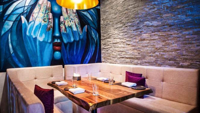 restaurantzaal - El Qatarijne, Utrecht