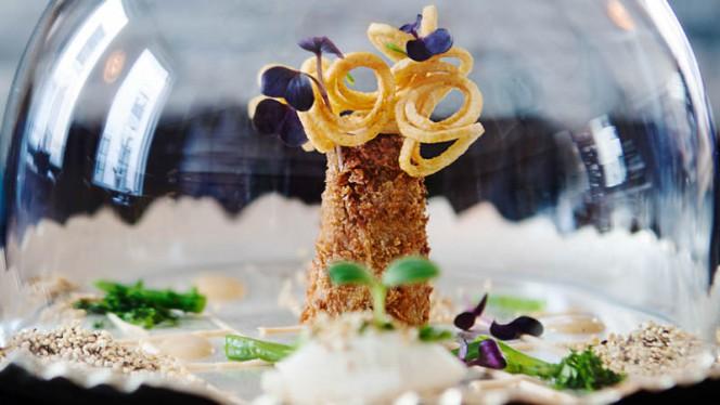 suggestie van de chef - El Qatarijne, Utrecht