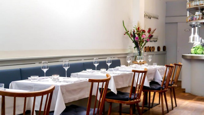 Restaurant - Restaurant Concours, Utrecht