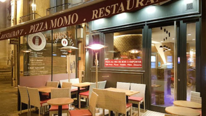 entrée - Pizza Momo, Paris