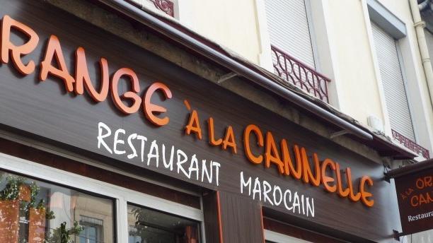 Bienvenue au restaurant Orange à la Cannelle - Orange à la Cannelle, Lyon
