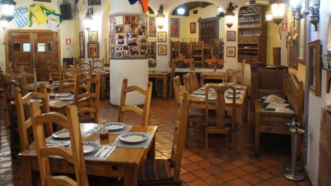 Vista sala - La Española, Valencia