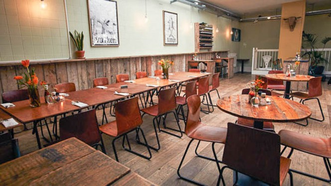 Het restaurant - De Branding, Utrecht