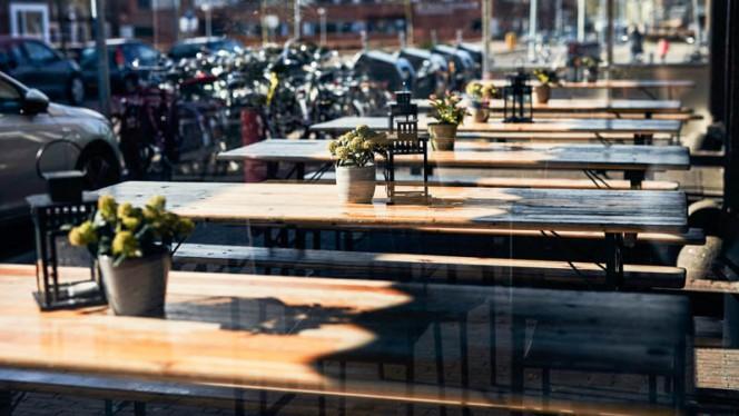 Terras - De Branding, Utrecht