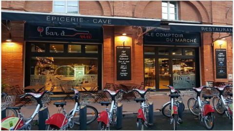 Le Comptoir du Marché, Toulouse