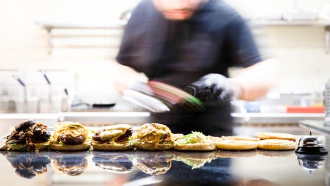Cuisine - Be Burger PLace du Luxembourg,