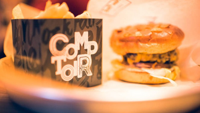 Suggestion burger - Be Burger PLace du Luxembourg,